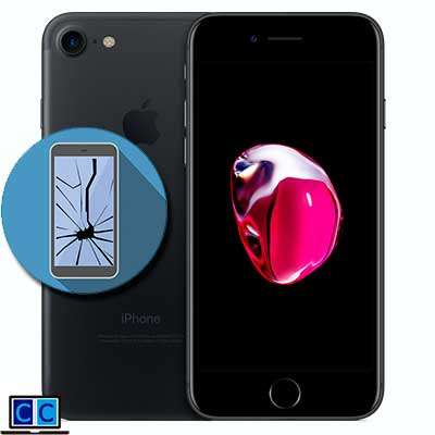 cambio pantalla iphone 7 precio