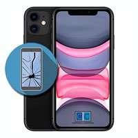cambiar pantalla iphone 11 precio