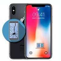 cambio pantalla iphone x precio